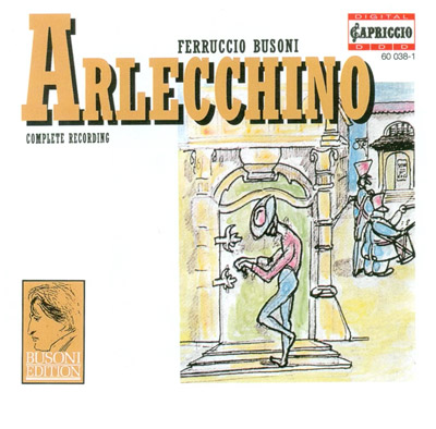 Arlecchino CD cover