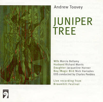 Juniper Tree CD cover